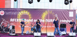 AURAK Rocks Out with AFCENT