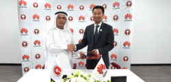 AURAK Enters into an MoU with Huawei Tech