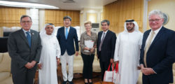 AURAK Meets with Sungkyunkwan University