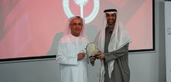AURAK Kick Starts the Year of Tolerance with the Green Sheikh