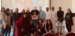 School of Art and Sciences Hosts Guest Lecturer,  Mr. Jeff Topping – Photojournalist and Travel Photographer