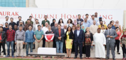 AURAK Hosts Alumni BBQ