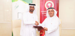 Saqr Bin Mohammed Al Qasimi Charity and Humanitarian Foundation MOU