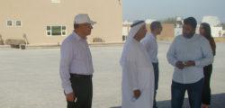 Dr. Mohammad Al Zaabi Visit to RAKRIC