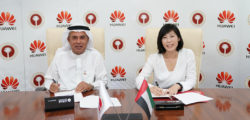 Chinese tech firm Huawei to Donate Equipment to AURAK