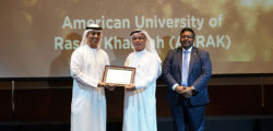AURAK Reaches Top 50 in Rankings of Arab Universities
