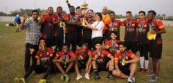 AURAK Team Wins Soccer Championship