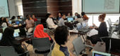 Film Making workshop for AURAK Mass Communication Students