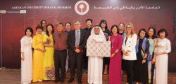 Vietnamese Delegation Visits AURAK
