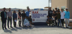 Students Visit RAK Research and Innovation Center