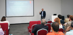 AURAK Hosts Presentation on Research into Kurdish Ethnic Identity Perceptions