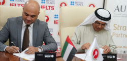 AURAK Signs Deal with British Council to Act as Exam Center