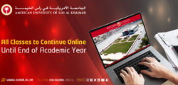 All Classes to Continue Online Until End of Academic Year