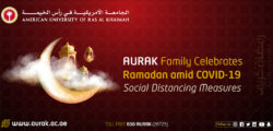 AURAK Family Celebrates Ramadan amid COVID-19 Social Distancing Measures
