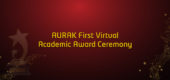 AURAK Holds First Virtual Academic Award Ceremony