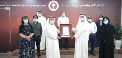 AURAK Gains ISO 9001:2015 Certification for Administrative Support Services