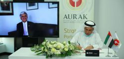 AURAK signs a cooperation agreement with Wayne State University